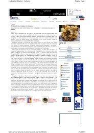 Cultura Página 1 de 2 La Razón   Digital : Cultura 26/11/07 http ...