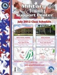 July 2012 Class Descriptions - Hawaii Navy MWR