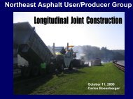 Longitudinal Joint Construction - neaupg