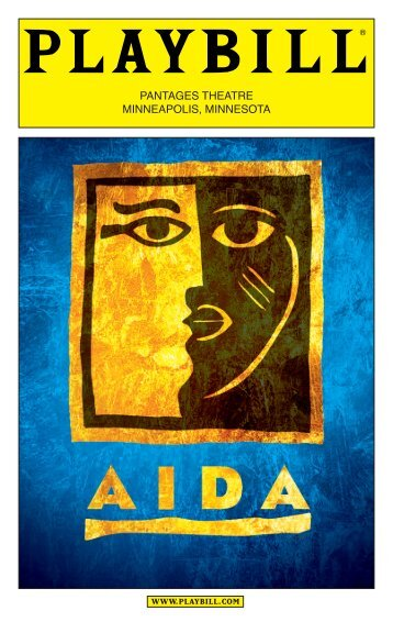 Downloadable Playbill - Hennepin Theatre Trust