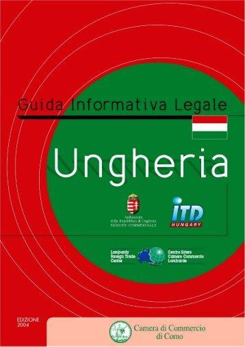 Ungheria - Camera di Commercio