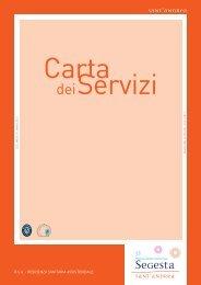 carta servizi - Gruppo Segesta