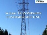 SCE&G Transmission System