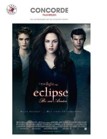 Eclipse-Biss zum abendrot