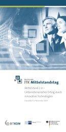 ITK Mittelstandstag - Dr. Reinold Hagen Stiftung