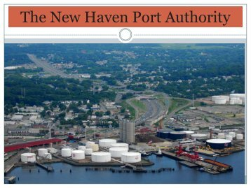 The New Haven Port Authority - staging.files.cms.plus.com