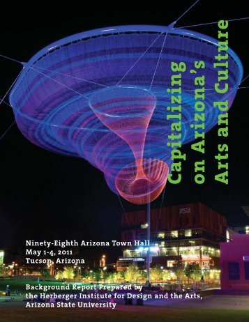 Background Report - Arizona Town Hall