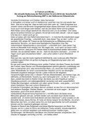 In Freiheit und Würde… Die aktuelle Bedeutung der Reformation für ...