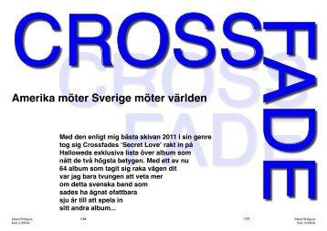 Crossfade - Hallowed.se