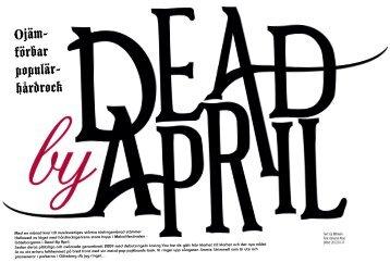 Dead by April - Hallowed.se