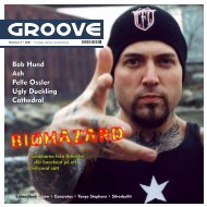 nyheter i butik nu! - Groove