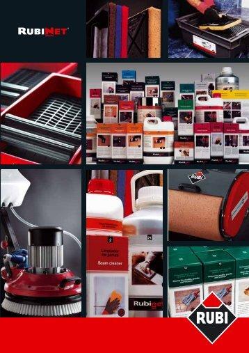 Catálogo Rubi - ARFI