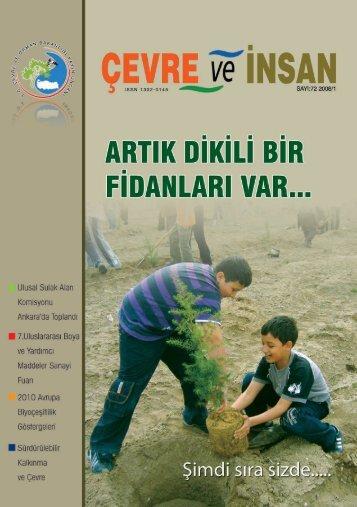 72.Sayı - Orman ve Su İşleri Bakanlığı