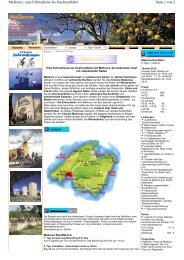 Mallorca - Sackmann Fahrradreisen
