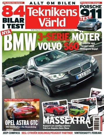 BMW3-SERIEMÖTER
