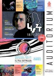 01/2011 - Auditorium Parco della Musica