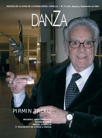 PIRMIN TREKU - Casa de la Danza