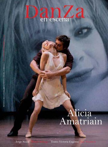 Alicia Amatriain - Casa de la Danza