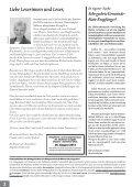 August / Oktober 2013 - Evangelische Kirchengemeinde Schönow ... - Page 2