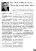 August / Oktober 2013 - Evangelische Kirchengemeinde Schönow ... - Page 3