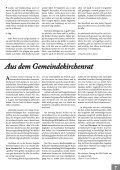 August / Oktober 2013 - Evangelische Kirchengemeinde Schönow ... - Page 7