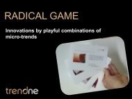 instruction of the Radical Game by PDF - TrendONE