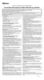 L06403 Amoxicilline_Clavulaanzuur.indd - Mylan BV