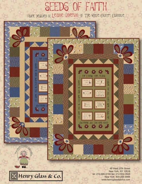Seeds of Faith final - KMK Fabrics