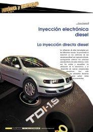 Inyección electrónica diesel - Centro Zaragoza