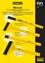 Meissel - Reiter Werkzeuge