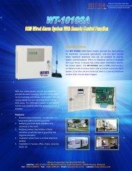 Catalogue For WT-1010SA - Witura