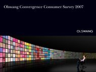 Download the 2007 Report here. - Olswang