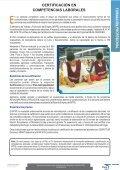 boletín electrónico sobre el mercado laboral - Ministerio del Trabajo ... - Page 2
