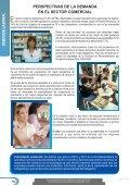 boletín electrónico sobre el mercado laboral - Ministerio del Trabajo ... - Page 3