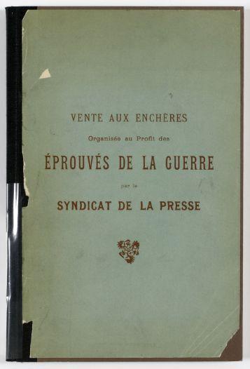 Consulter le catalogue en pdf - Le Petit Palais - Ville de Paris