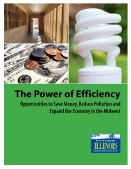 Download IL-The-Power-of-Efficiency.pdf - Frontier Group