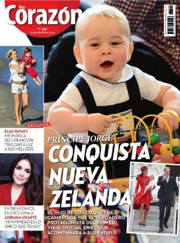 revista Hoy Corazon 13-04-2014