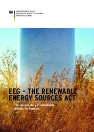 EEG - The Renewable Energy Sources Act - Nordic Folkecenter for ...