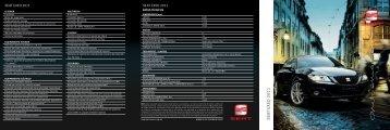 S EA T EXEO 2011 - SEAT de México