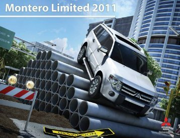 Montero Limited 2011 - Carfastmx.com
