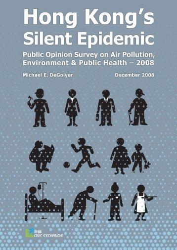 Hong Kong's Silent Epidemic