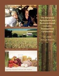 2008 Annual Report - marbidco