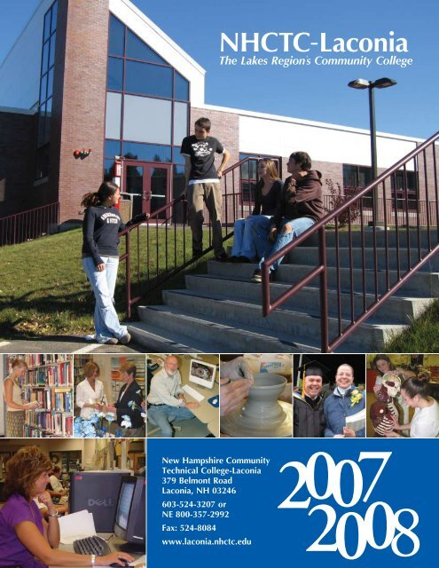 NHCTC-Laconia - Lakes Region Community College on