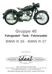BMW R 26 · BMW R 27