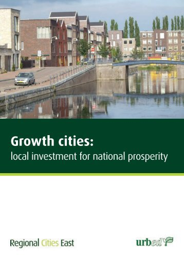 Growth Cities - Urbed