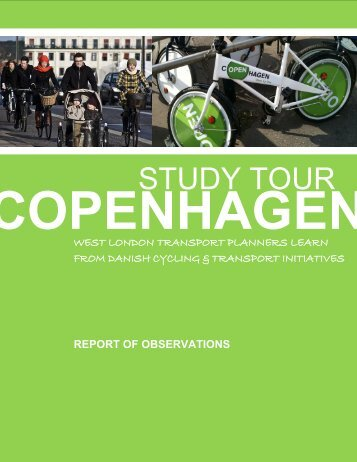 Report of the Copenhagen Study Tour - Urbed