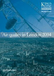 Download Now (1346 kB) - London Air Quality Network