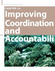 Chapter 13: Improving Coordination and Accountability