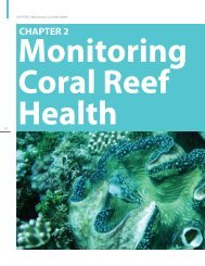 Chapter 2: Monitoring Coral Reef Health - NOAA Coral Reef ...