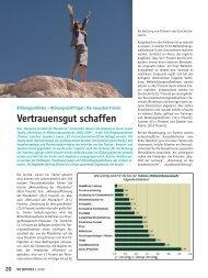 Vertrauensgut schaffen - Deutsches Institut für Marketing